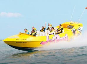 Actividad Jet Boat