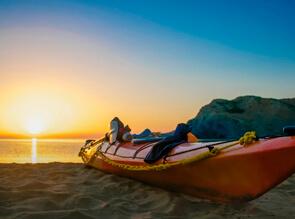 Actividad Kayak Alicante