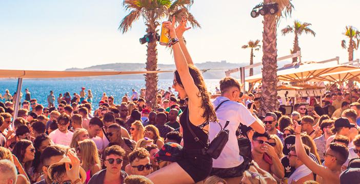 Despedidas Alicante Beach Party