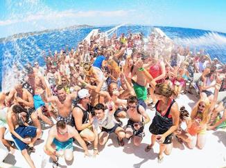 Excursión en Catamaran a isla tabarca