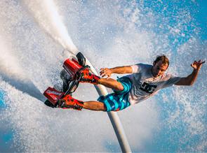 Actividad FlyBoard