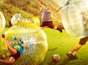 Futbol burbuja Alicante