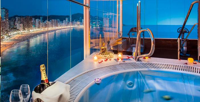 Hotel SUN PALACE Albir & Spa **** Gourmet Experience