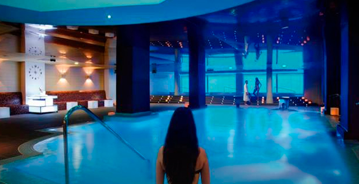 Hotel AR DIAMANTE BEACH & SPA **** Salus experience