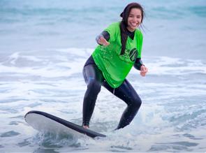Prueba el Surf