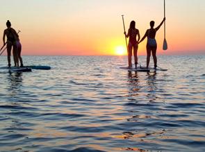 Tour Paddle Surf Playa San Juan