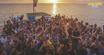 Boat Party día-noche Alicante