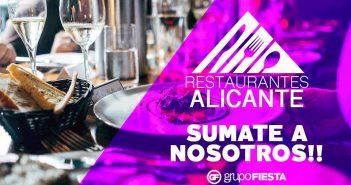 Tu restaurante en Alicante aquí